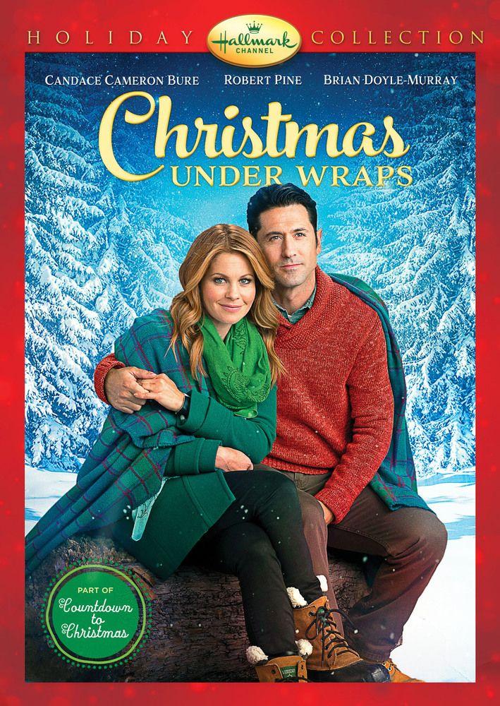 Christmas Under Wraps DVD 2014   Christmas movies, Hallmark christmas movies, Family ...