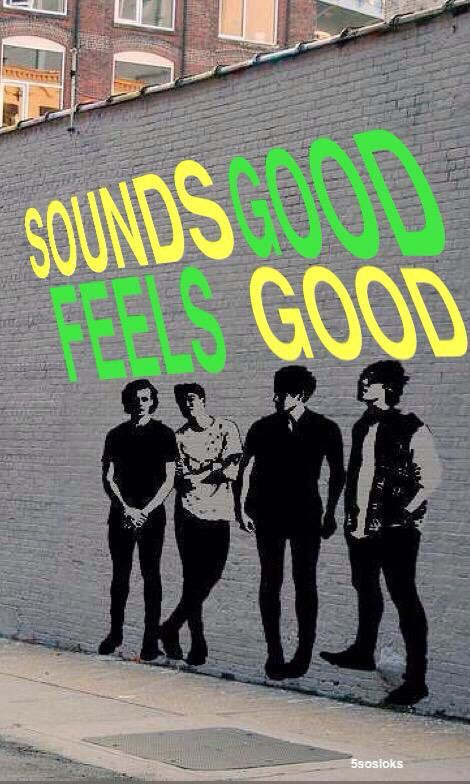 Sounds Good Feels Good Lockscreen With Images Feel Good