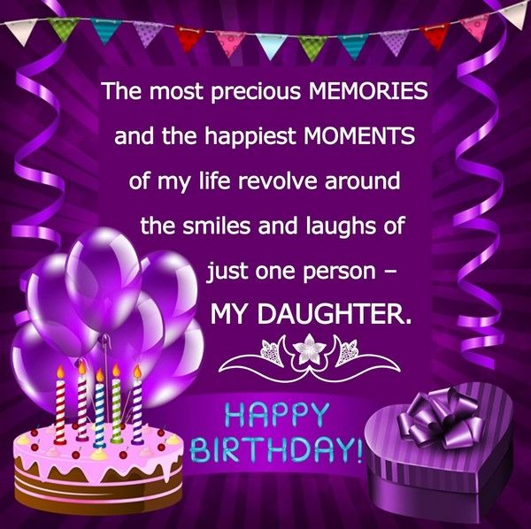 Christian Birthday Wishes For Daughter From Mom
