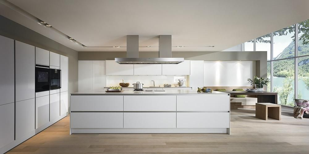 Check out the Luxury kitchens collections by German Kitchen furniture  Manufacturer   SieMatic   Hidden kitchen design by Minosa Design  SieMatic Kitchen S2 Handle free  Lacquer gloss  white    Design I  . Siematic Kitchen Designs. Home Design Ideas