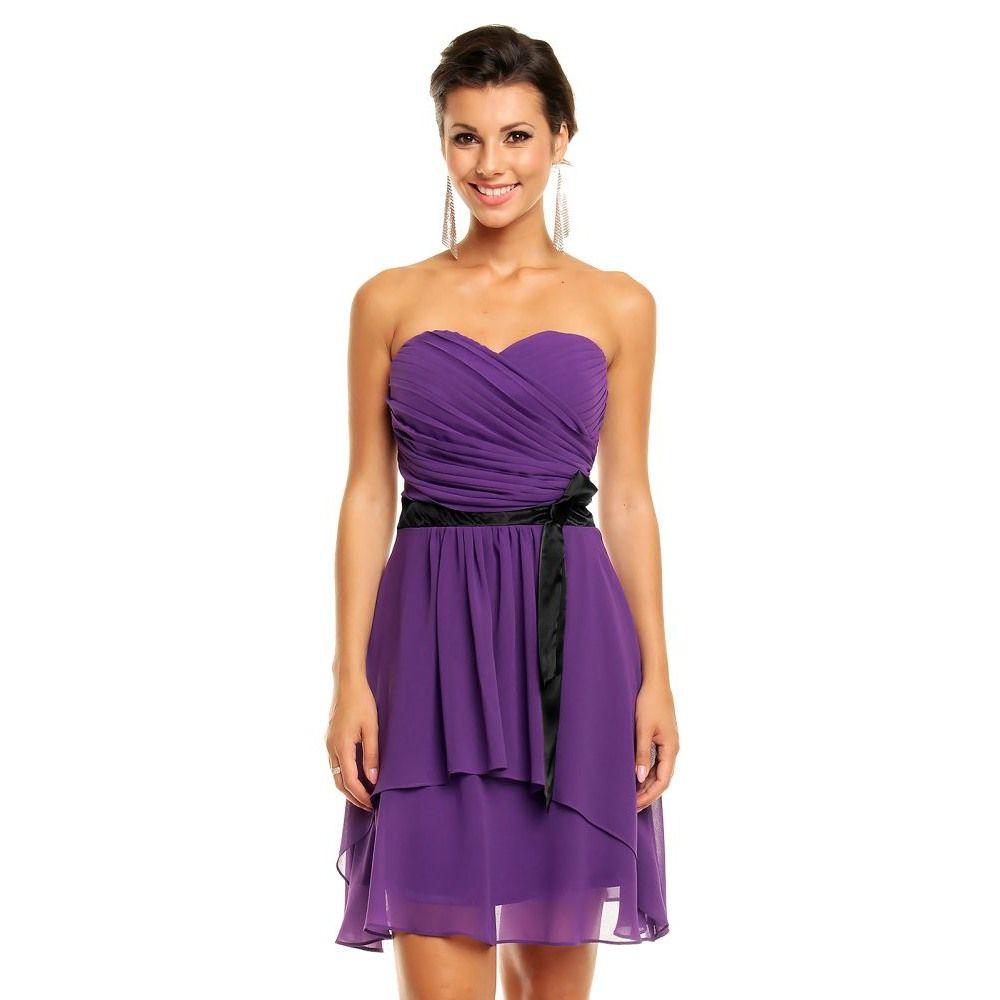 Vestido Mayaadi HS-346 púrpura del comercio al por mayor y ...