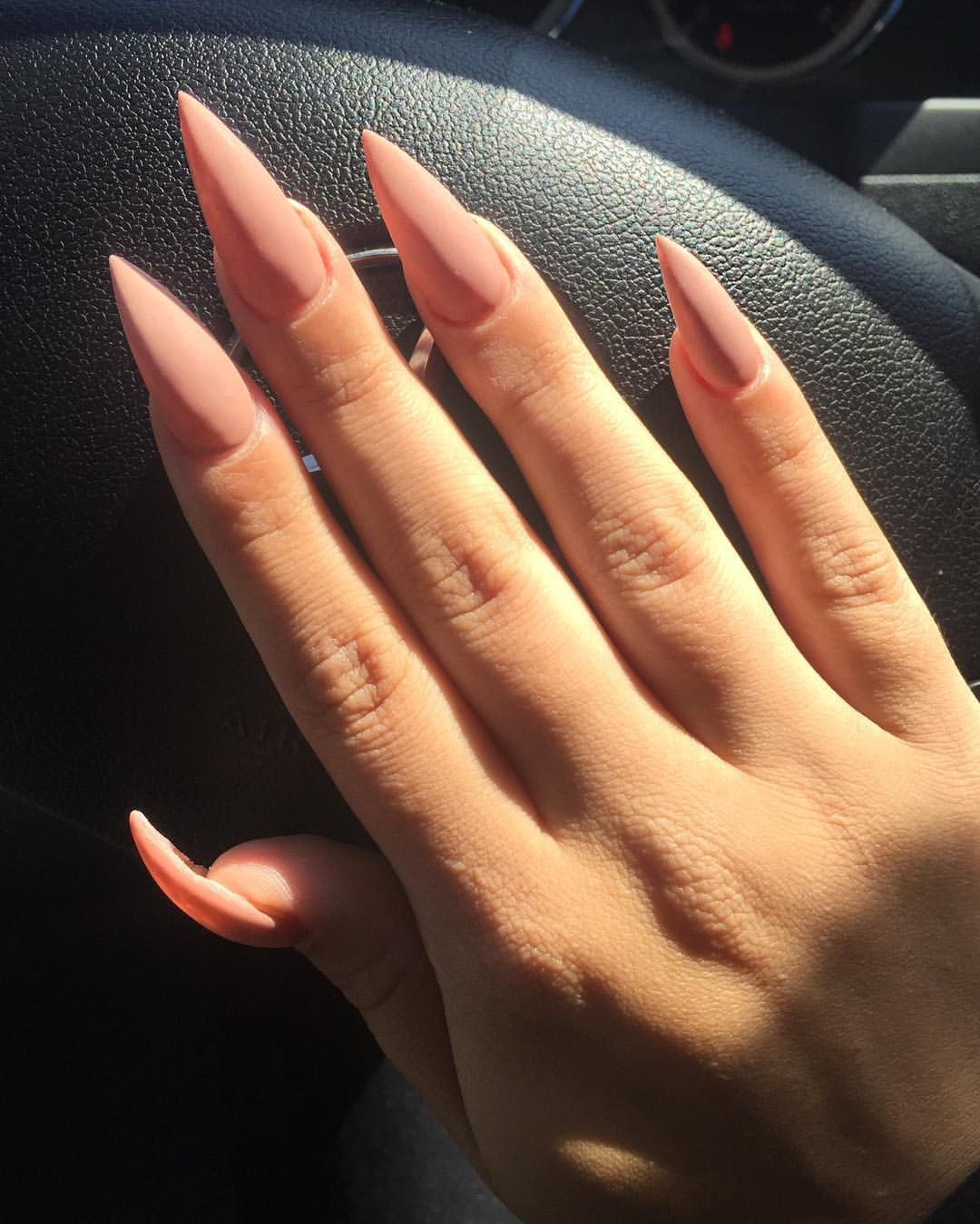 "Andie Marcol on Instagram: ""Majestic nail lighting. Phresh nudes by ..."