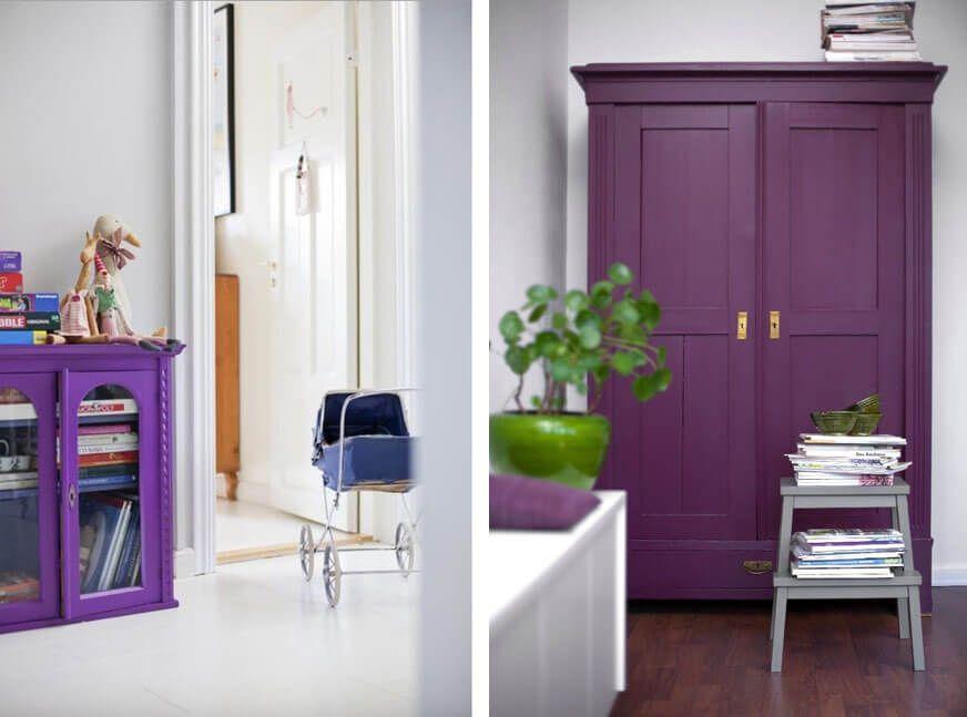 El Ultra Violet Ha Sido Elegido Por Insuto Pantone Como Color Del Año 2018 Este Tono Intenso Y Atrevido Está Dispuesto A Llenar De Nuestro
