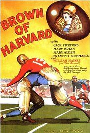 Watch Brown of Harvard Full-Movie Streaming