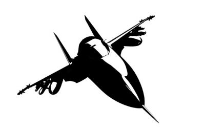 Fighter Jet Silhouette Clipart Best Silhouette Fighter Jets Fighter