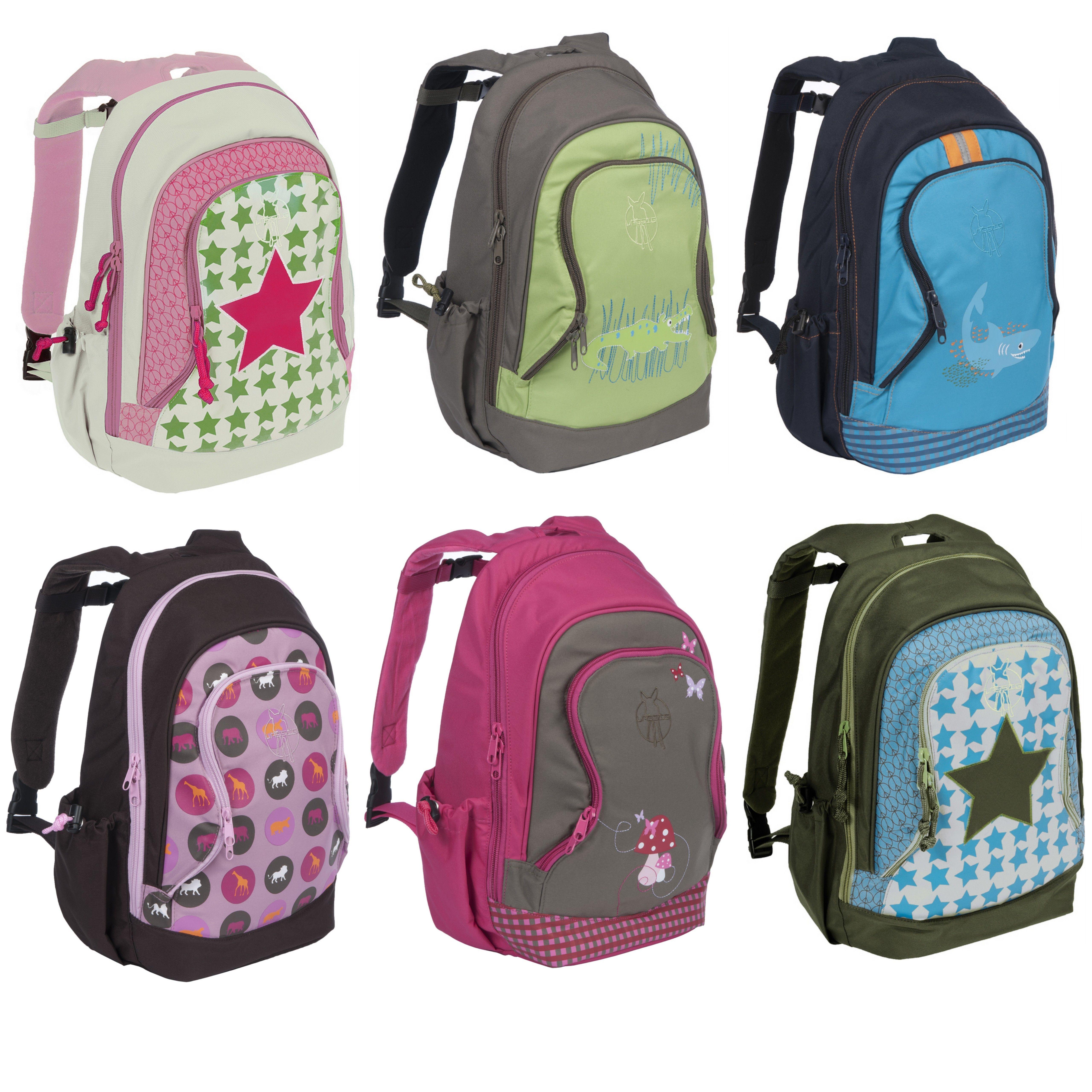 d9cf1a85d0 Lassig 4Kids Backpacks - Travel and School Bag