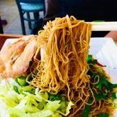 Hu tieu is a seafood Vietnamese noodle dish that can be served in soup or dry Y  huffpost taste