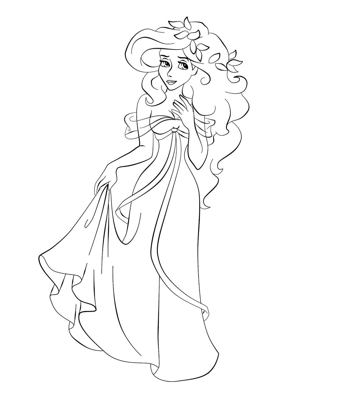 Coloring Sheet Coloring Book Disney Character Drawings Little Mermaid Drawings Disney Princess Cartoons