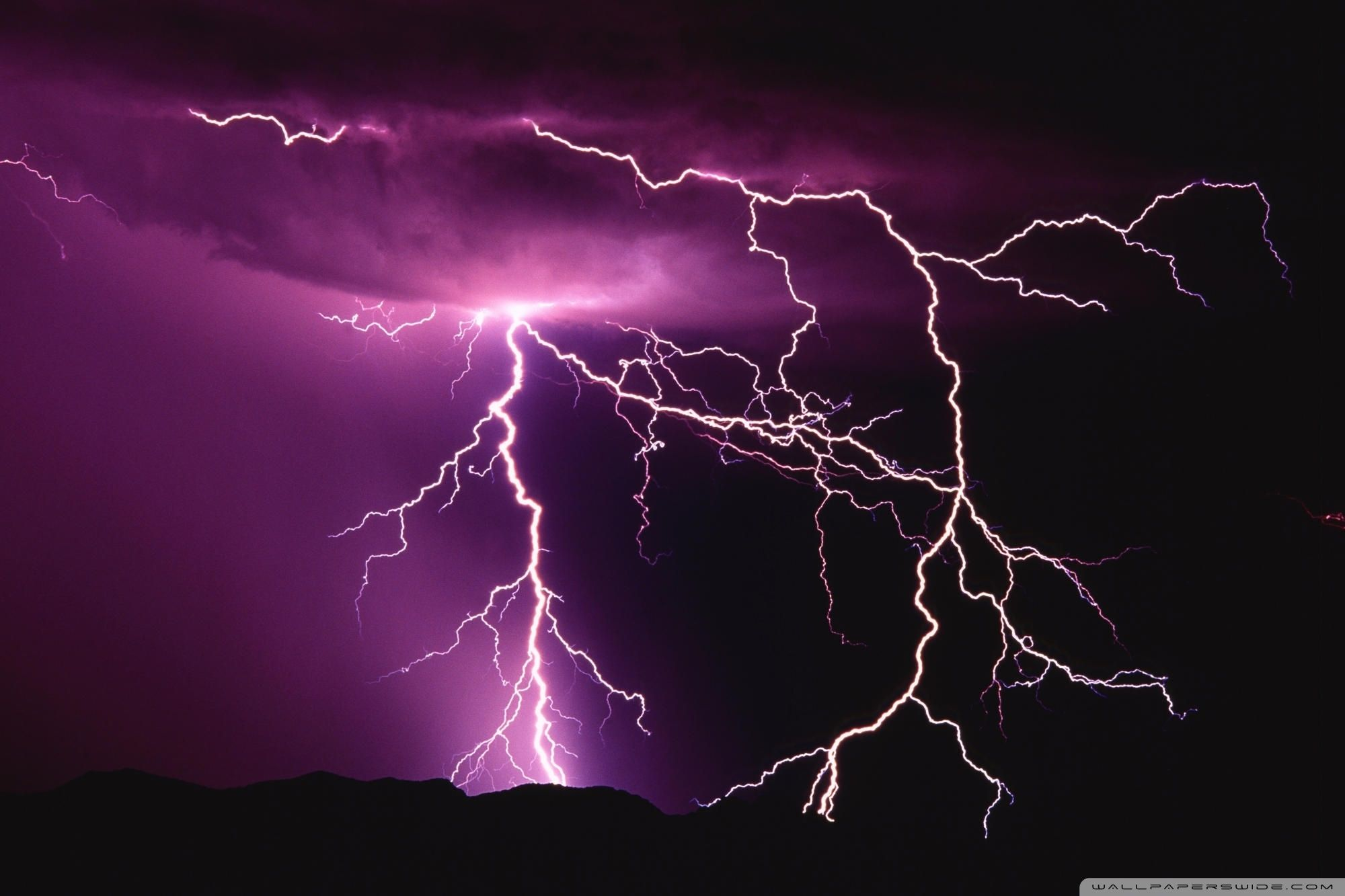 10 Top Lightning Storm Wallpaper Hd Full Hd 1080p For Pc Desktop Purple Lightning Storm Wallpaper Lightning Photography