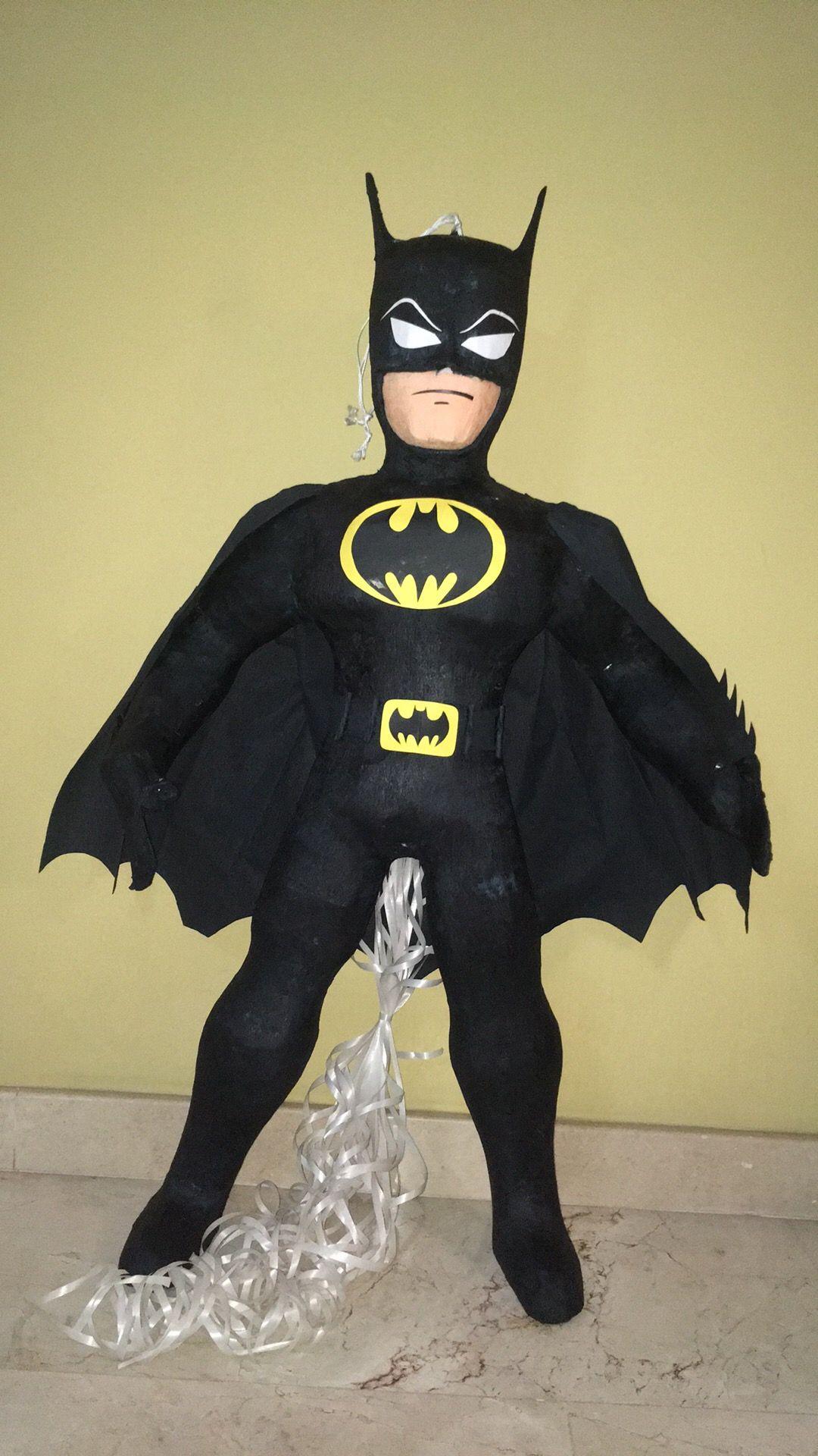 cd36100fa4 Piñata Batman Piñata De Batman