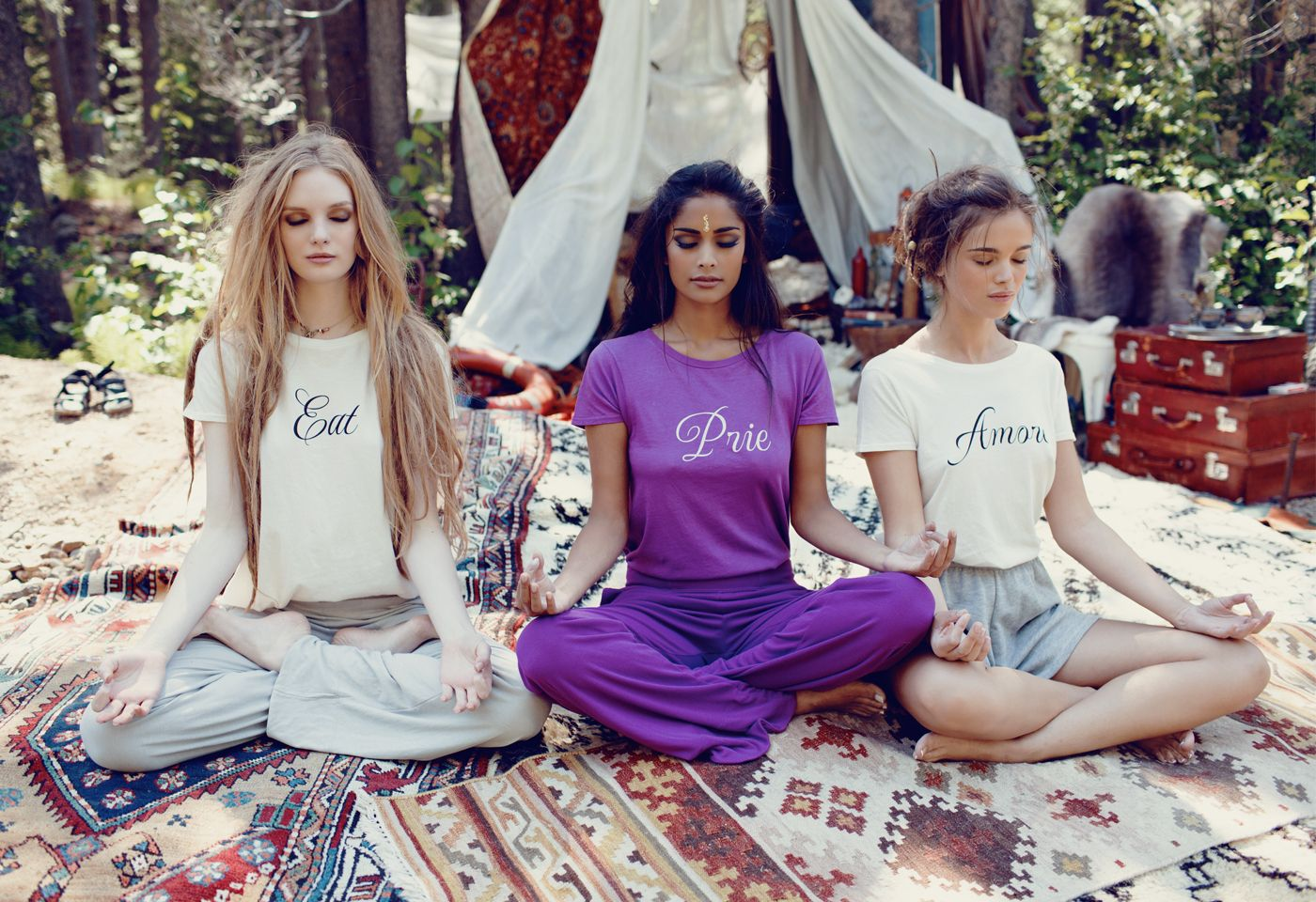 Couture wildfox spring campaign: gypsy