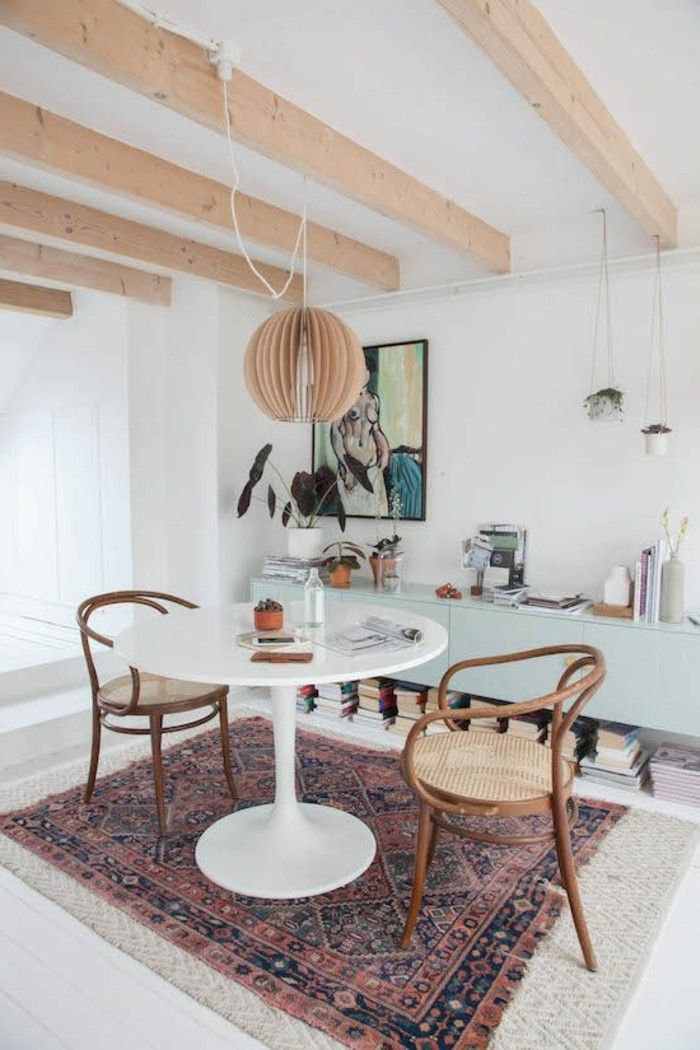 La Plus Originale Table De Cuisine Ronde En 56 Photos Home Is