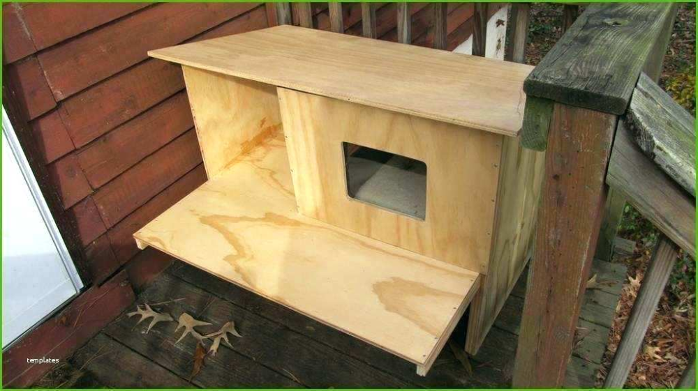 Outdoor Cat House Plans Warm Outdoor Cat House Diy Outdoor Cat House Dog House Plans Cat House Diy