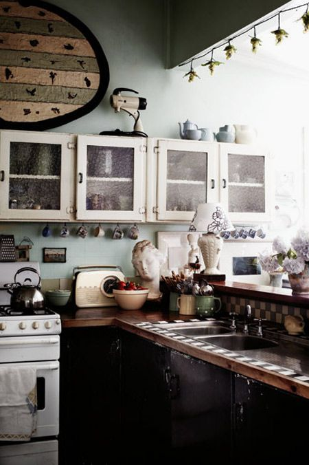 Vintage Kitchen Would Love To Create A Matching Set Of