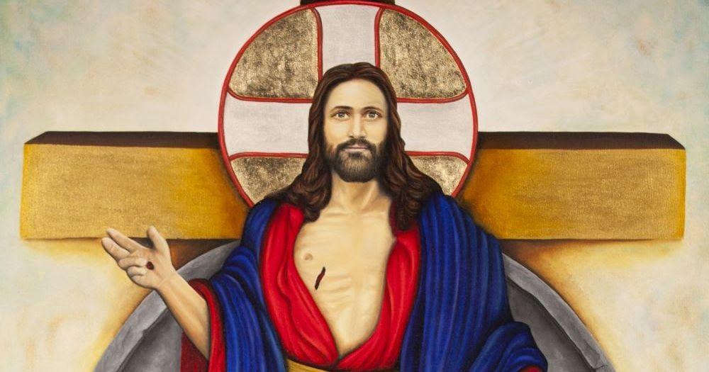 Novena Das Santas Chagas De Jesus Com Imagens Oracao Poderosa
