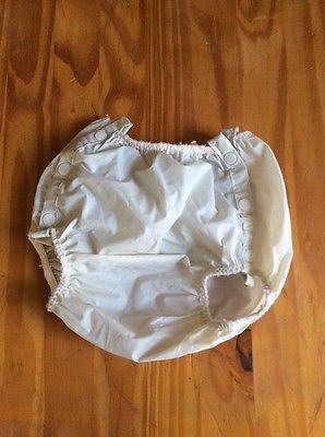 D 233 Tails Sur Vintage Vinyl Plastic Pants Gerber Brand Sz