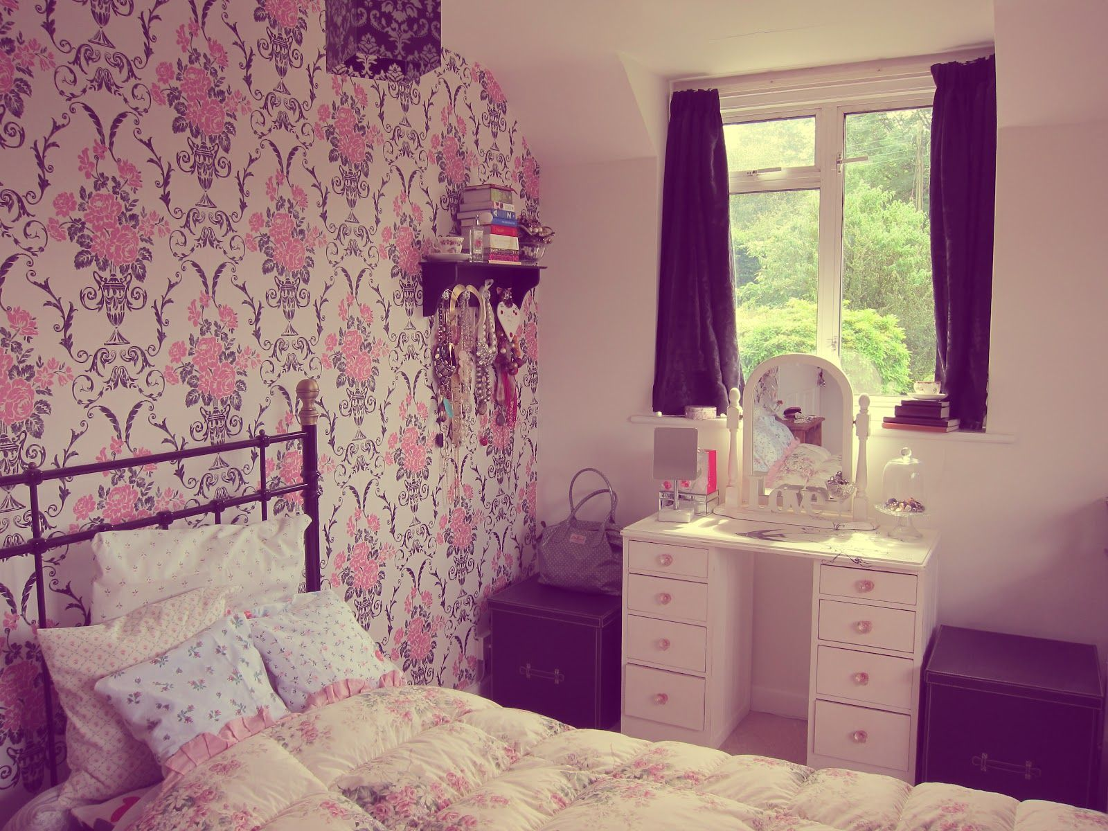Vintage bedroom ideas tumblr - Room Decor Image For Modern Vintage Photography Tumblr Desktop Wallpaper