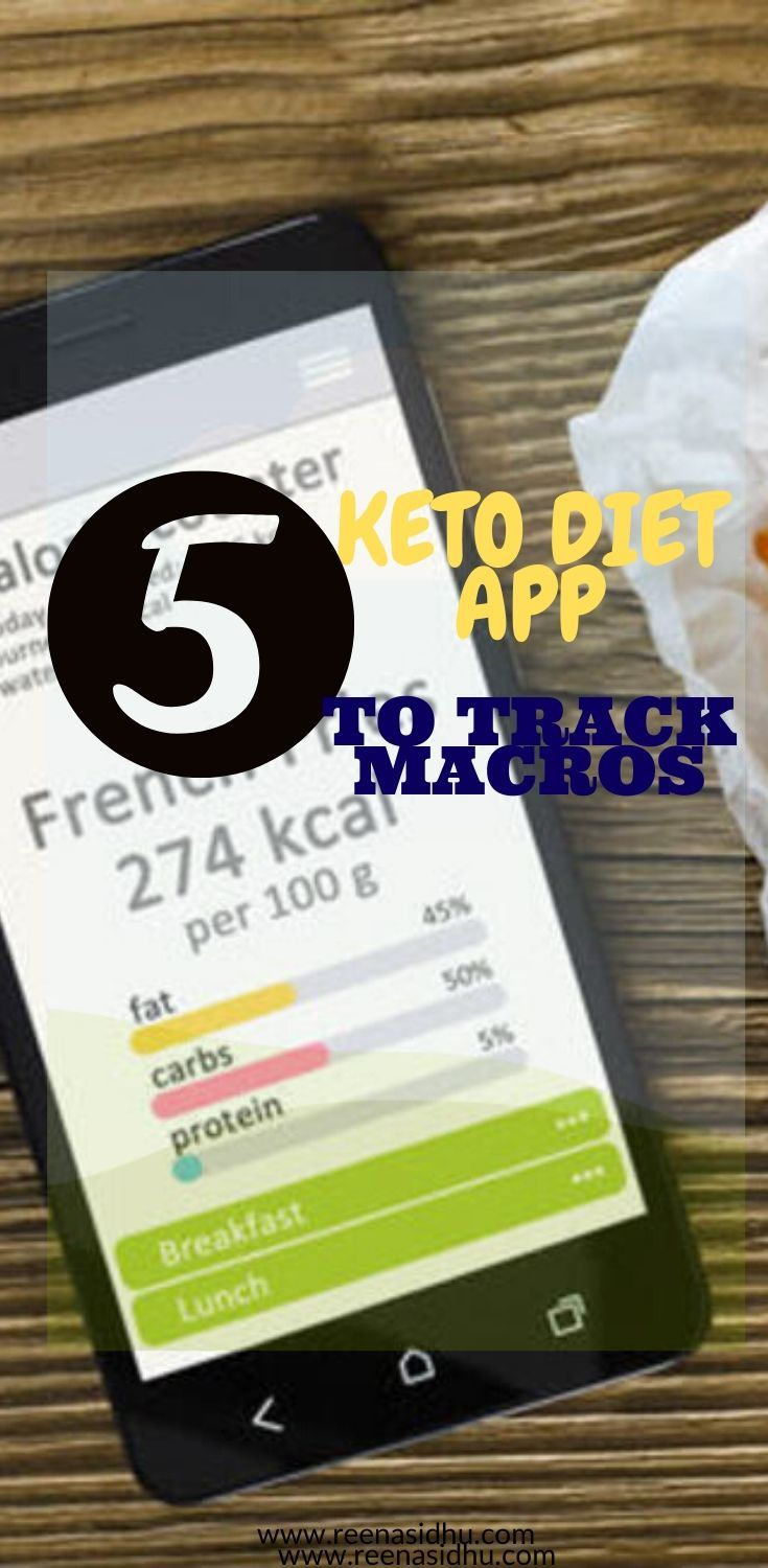 5 Keto Diet Tracker Apps To Keep Your Keto Macros On Check