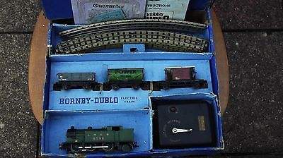 "#Hornby dublo edg7 lner ""tank #goods set"" #train set boxed c1950s?,  View more on the LINK: 	http://www.zeppy.io/product/gb/2/381627810691/"