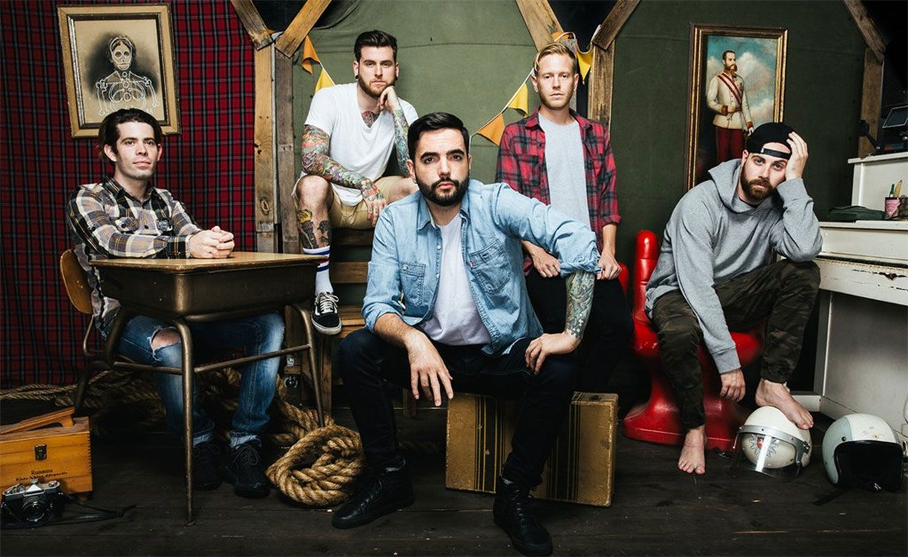 """A Day To Remember Share """"Bad Vibrations"""" Album Details - MuzWave"""