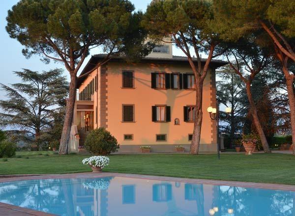 Villa Di Bagnolo Tuscany The Most Beautiful Villa