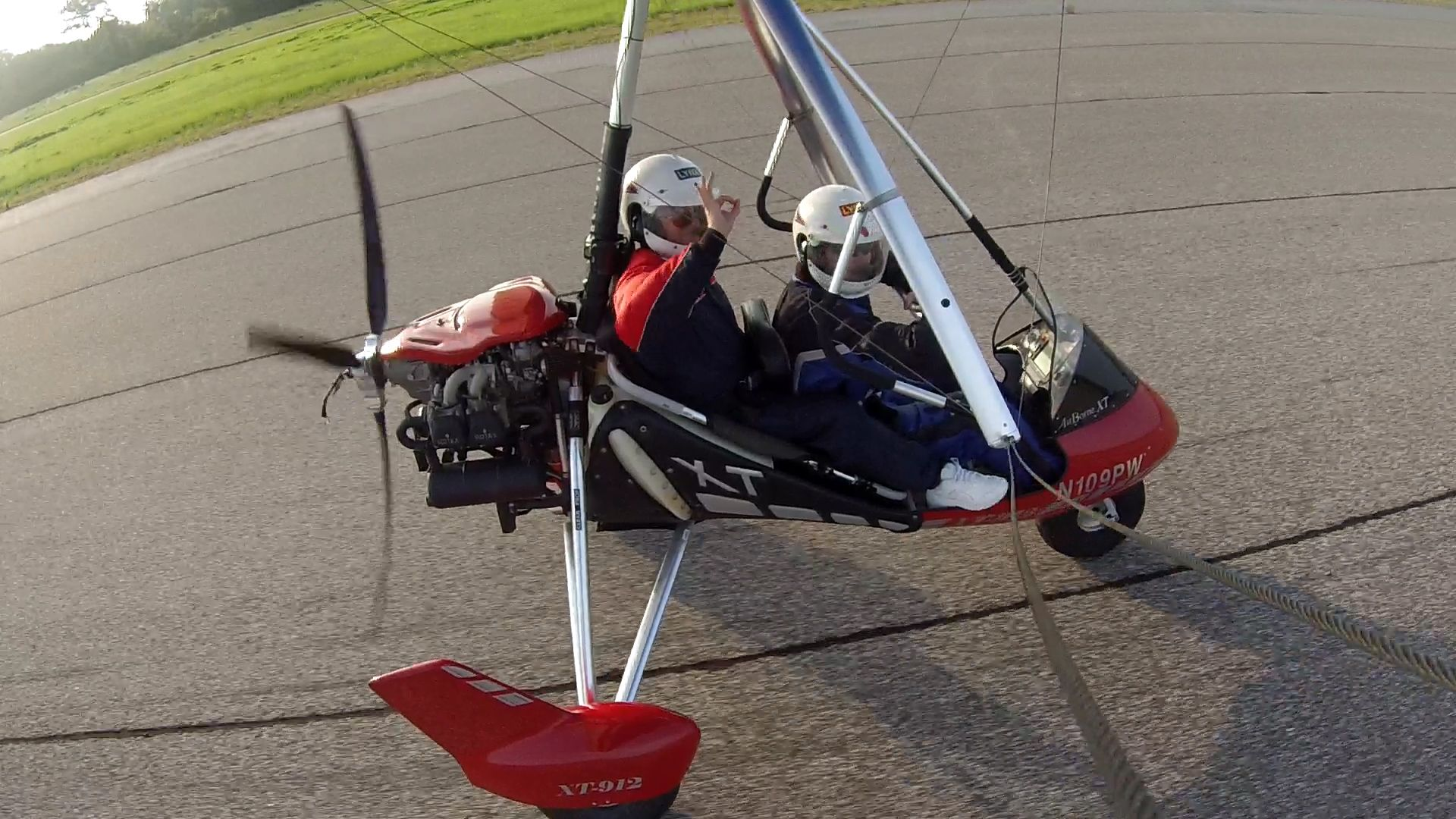 Thomas Robertson giving his seal of approval!  #bucketlist #fun #epic #flying #adventure #thrill #seekers #florida #sports #outdoors