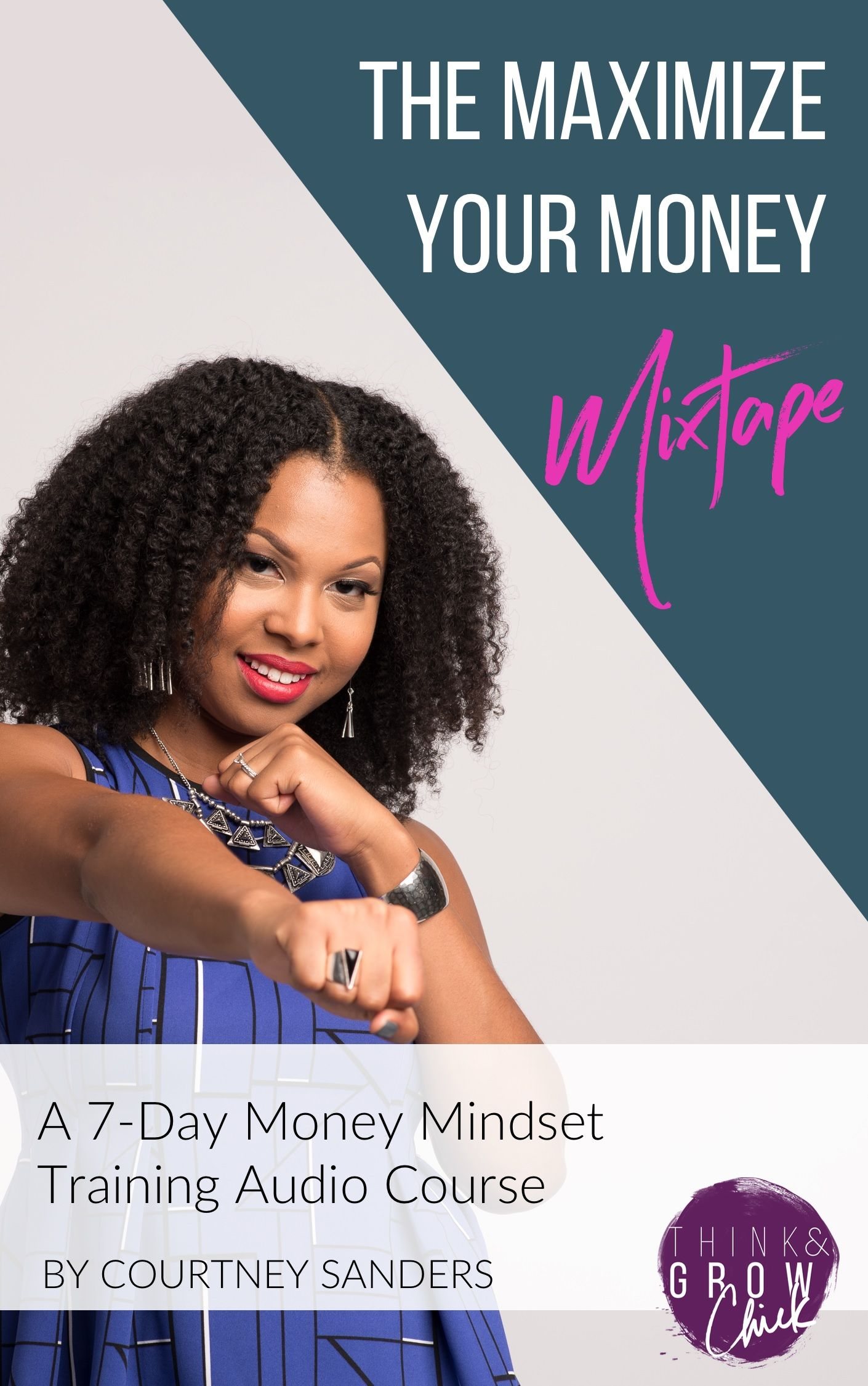 Inside this kit, you get not one but TWO powerful money mindset programs to help you transform your relationship with money. On December 1, 2015, you'll receive immediate access to all program audios, worksheets and files. Though both programs are 7 day trainings, they are designed for you to go at your own pace. Dive into both programs at the same time, or take one after the other.