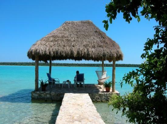 Bacalar Lagoon Resort Quintana Roo Mexico