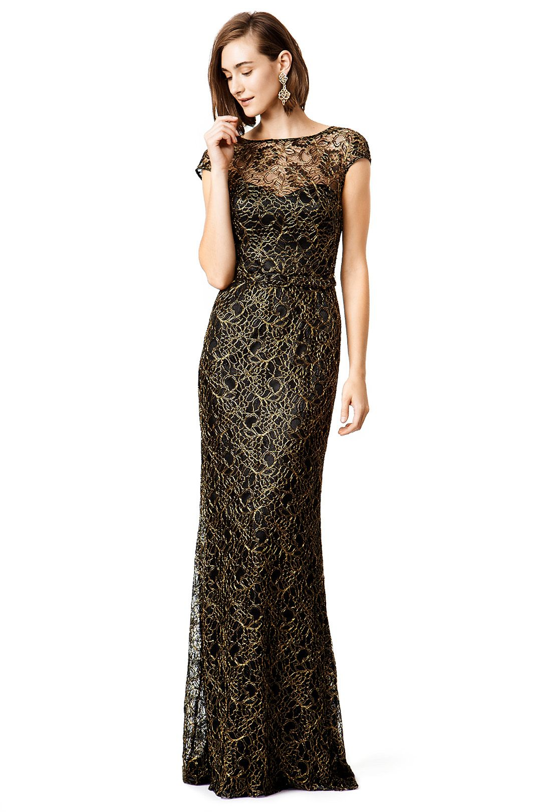 Edinburgh Gown by Theia for $135 | Rent The Runway | Surface ...