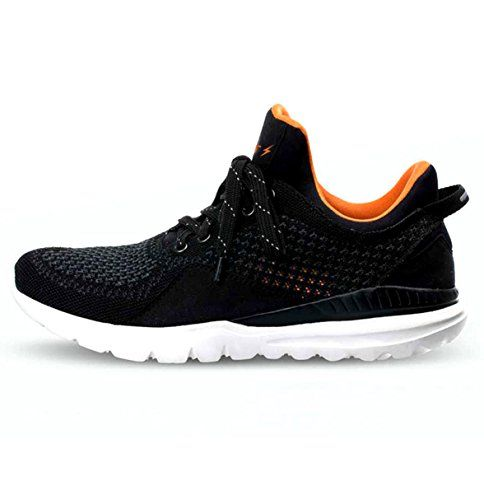 c660d4d49e98 Boltt Men s Smart Black Running Shoes-6 UK India (40 EU)(