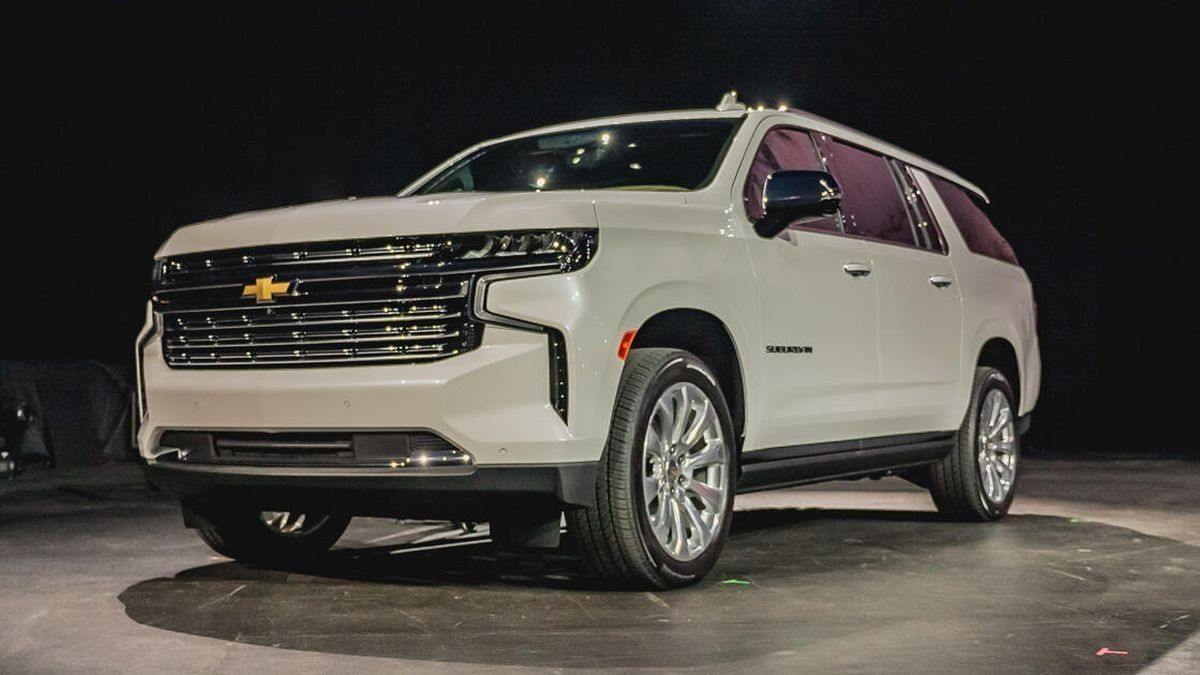 When Will The 2020 Chevrolet Suburban Be Released Redesign Di 2020