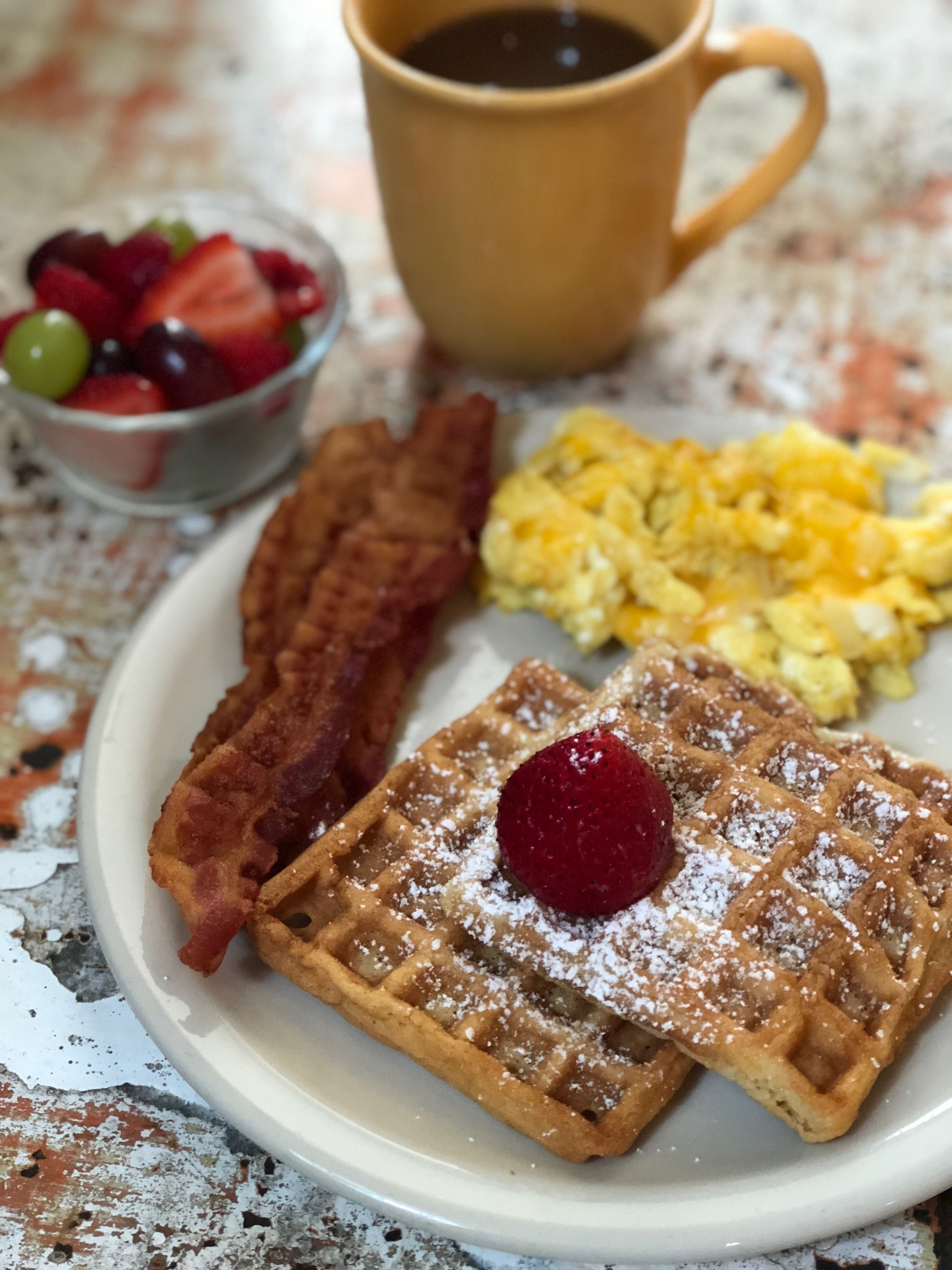 Every day at Sugarberry Inn begins with a homemade