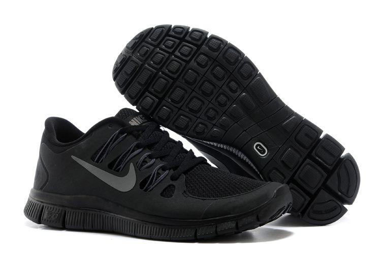 Nike Free 5.0 Mens Running Shoes Black