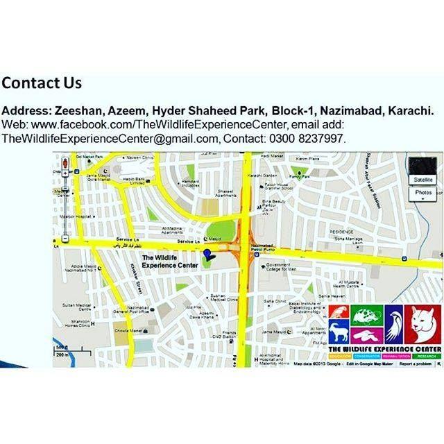 Karachi address