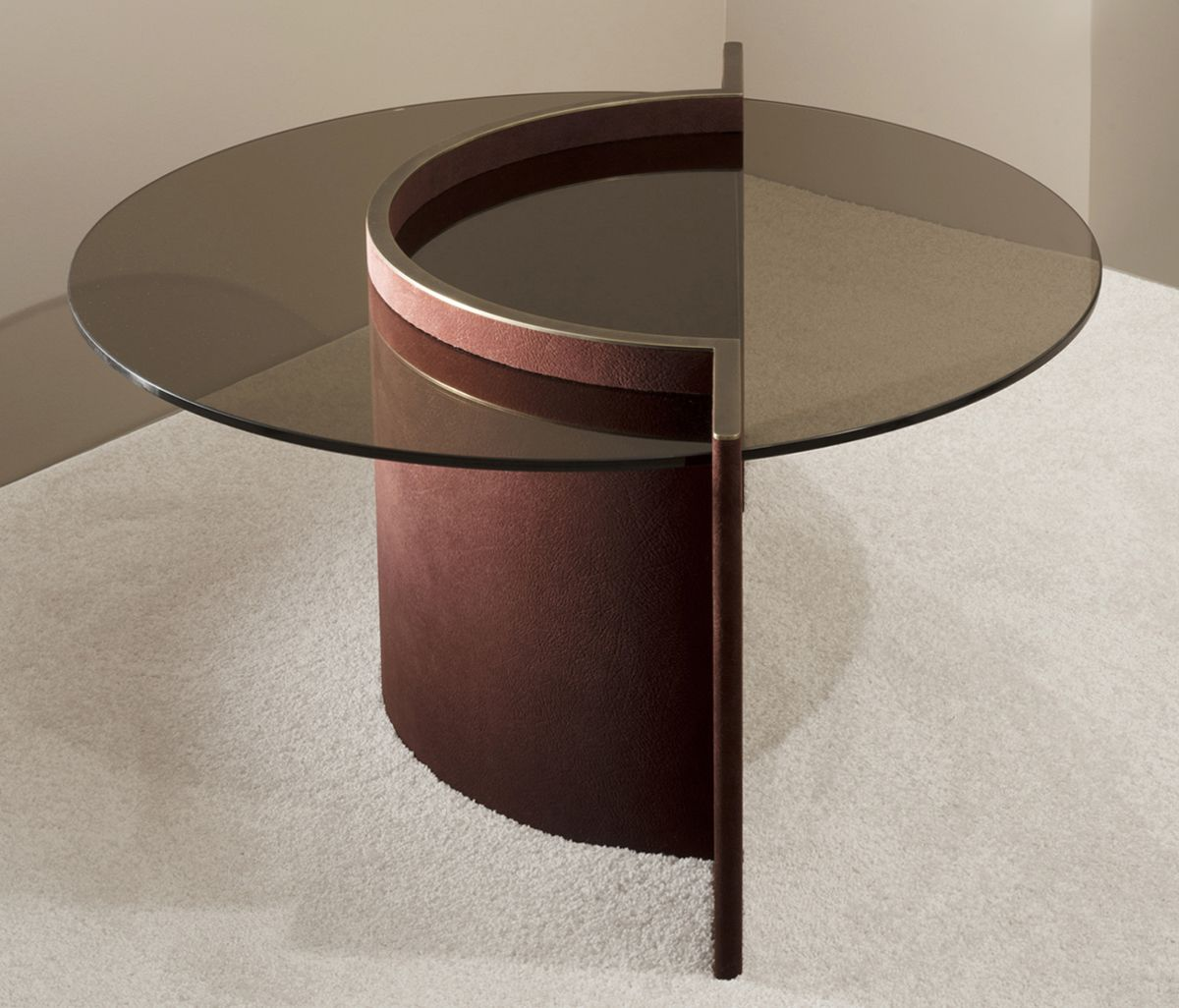 A New Furniture Collection That Merges Two Top Design Trends Sight Unseen Coffee Table Coffee Table Design Luxury Furniture Design [ 1026 x 1200 Pixel ]