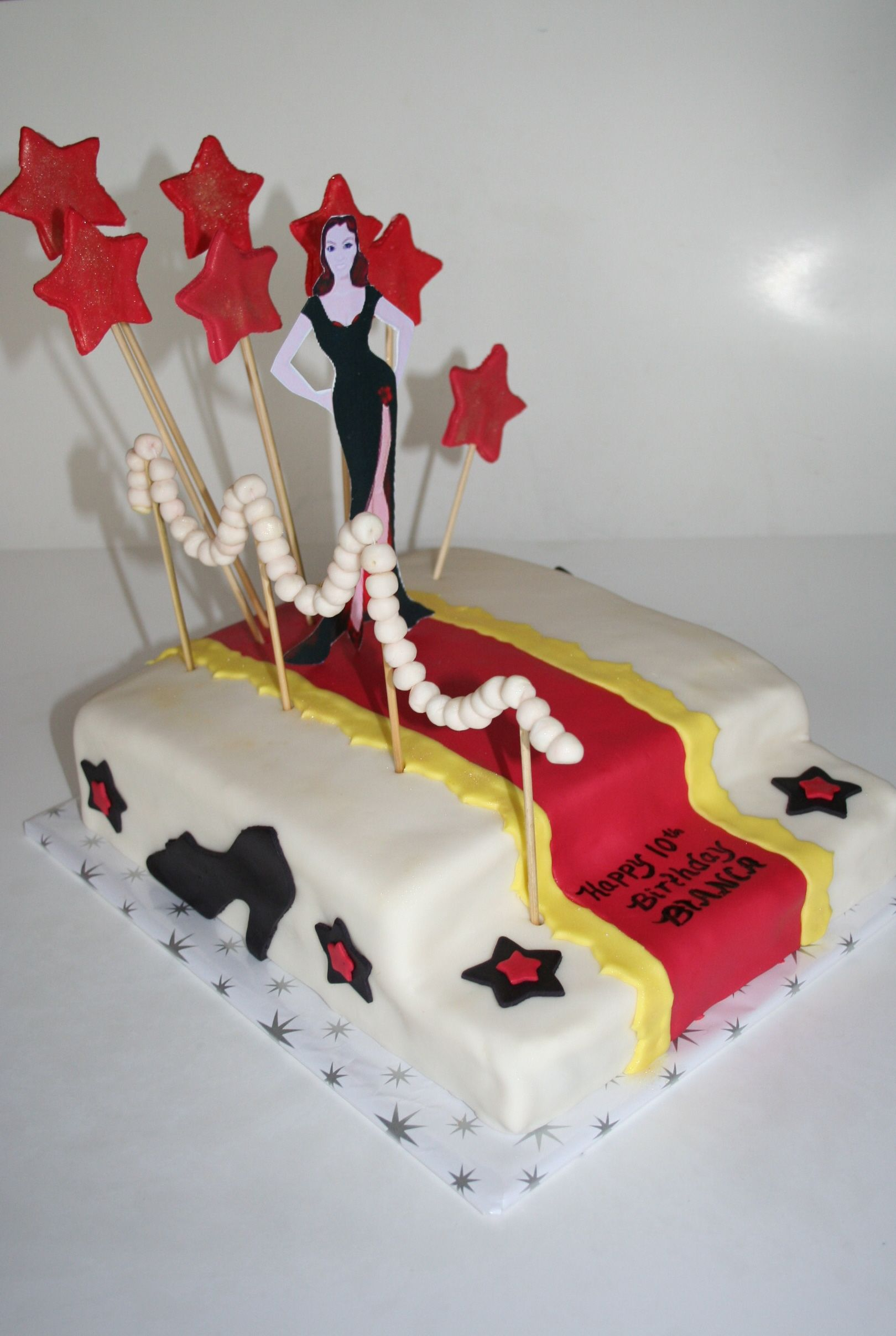 Fashion Runway Cake | Birthday cake models