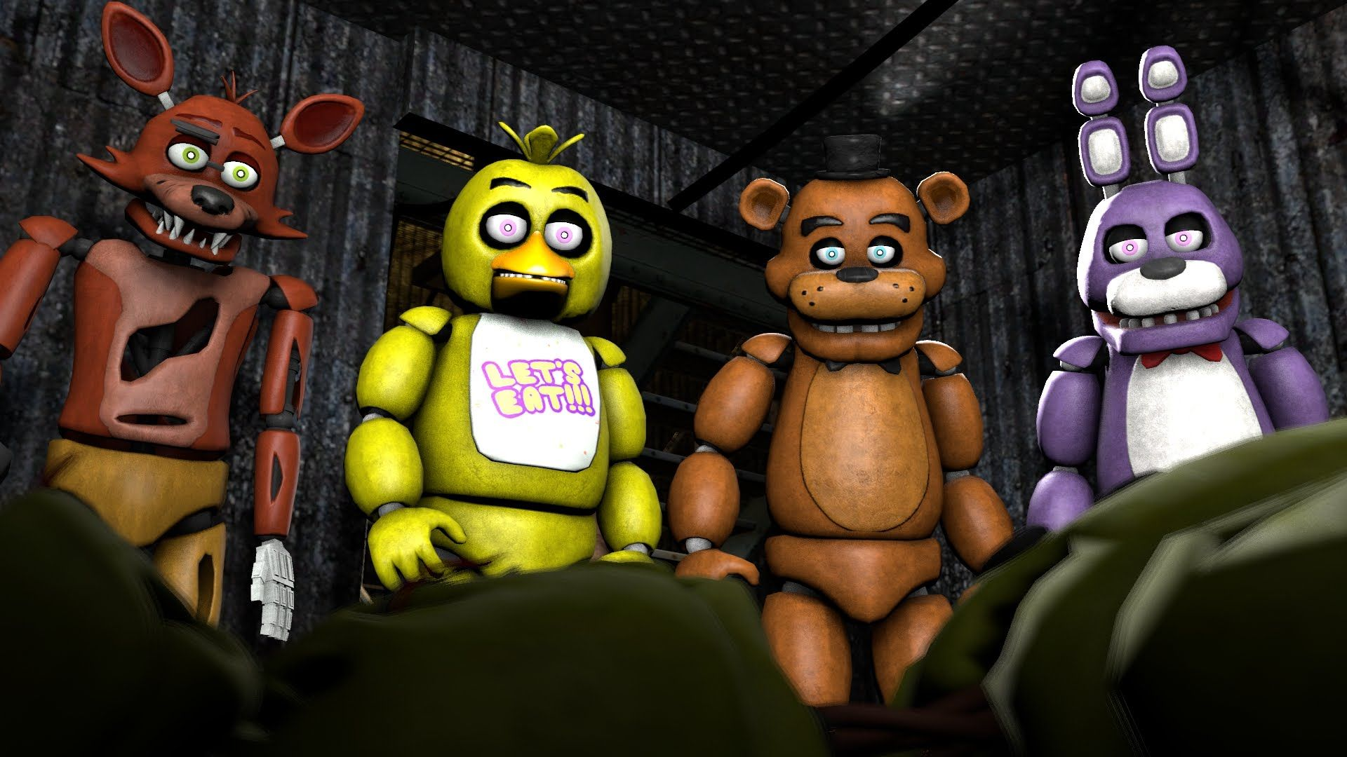 Good Ending [Fnaf Sfm] This Makes Me Cry (