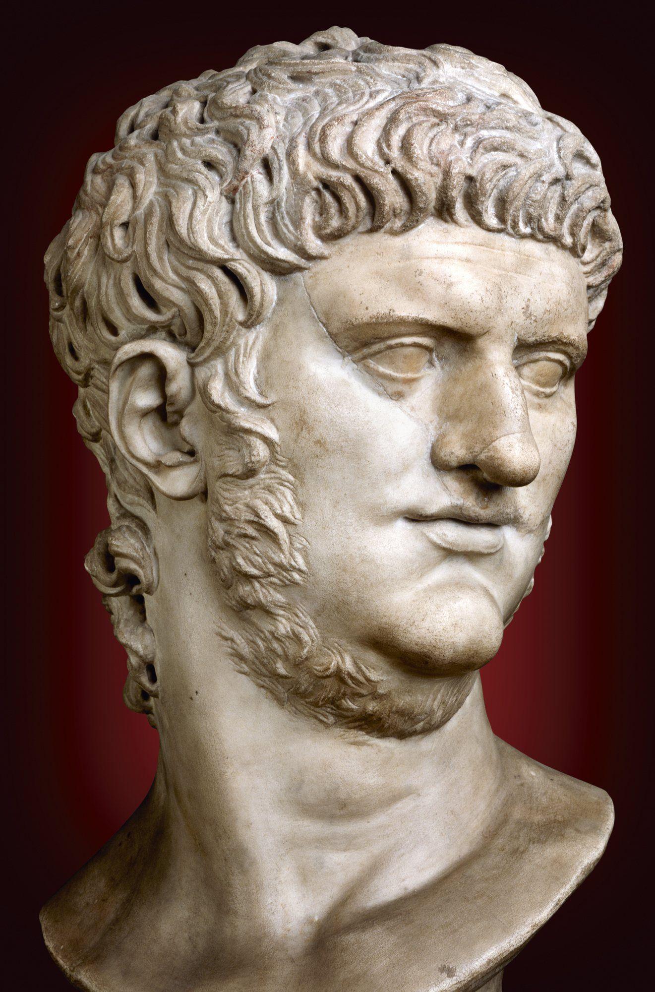 Un Emperador Despotico Ambicioso Y Megalomano Neron