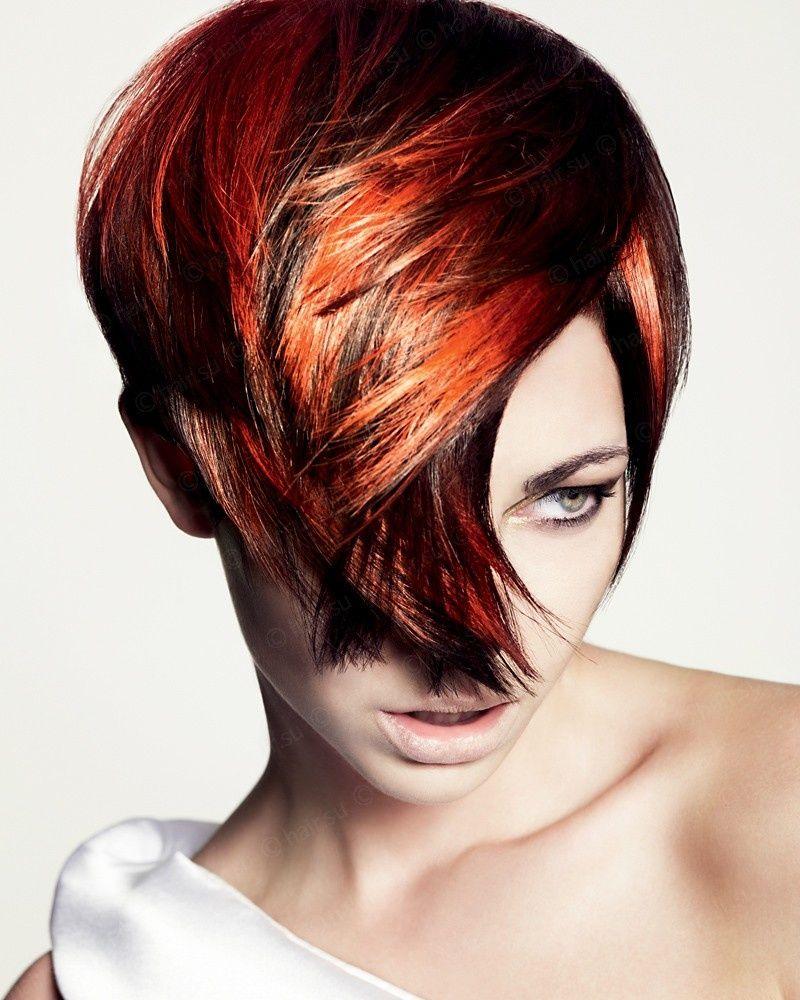 hair fresh прическа мужская 2018 красно рыжий: 10 тыс ...