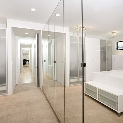 Ikea Pax Storage System Design Ideas Pictures Remodel And Decor Mirror Closet Doors Ikea Closet Doors Closet Designs