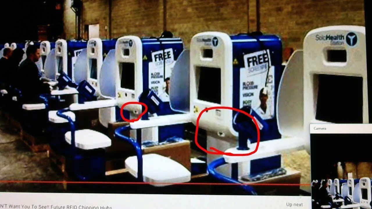 WALMART - RFID chip, Mark of the Beast 666, economic collapse, new