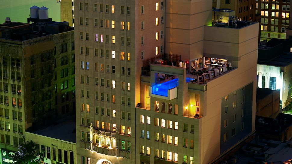 Destinations The Joule Dallas Hotel