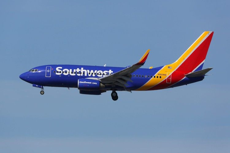 Human Heart Left Onboard Southwest Flight Prompts In Air