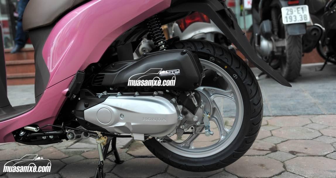 Xe Honda Vision 2017 bổ sung động cơ mới 125cc thay cho phiên bản sử dụng động cơ 110cc hiện tại. https://muasamxe.com/honda-vision-2017/