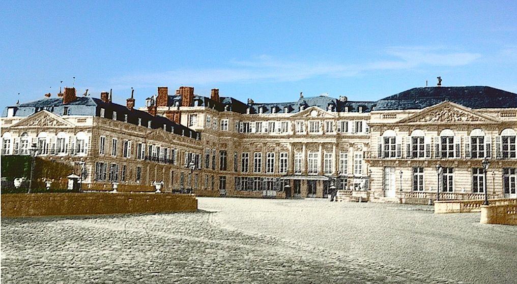 Photographies du Château | Château, Chateau ile de france, Saint cloud
