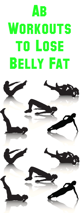 People who are longing to have a lean stomach should definitely have a look at the following ab workouts to lose belly fat. The ab workouts given below are specially designed to make sure your ab muscles get a terrific workout and stay in great shape.