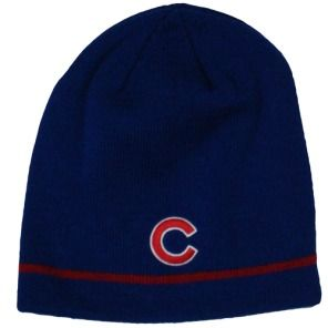 5b00f91b9e6 Chicago Cubs Royal Stripe Skull Cap by 3555