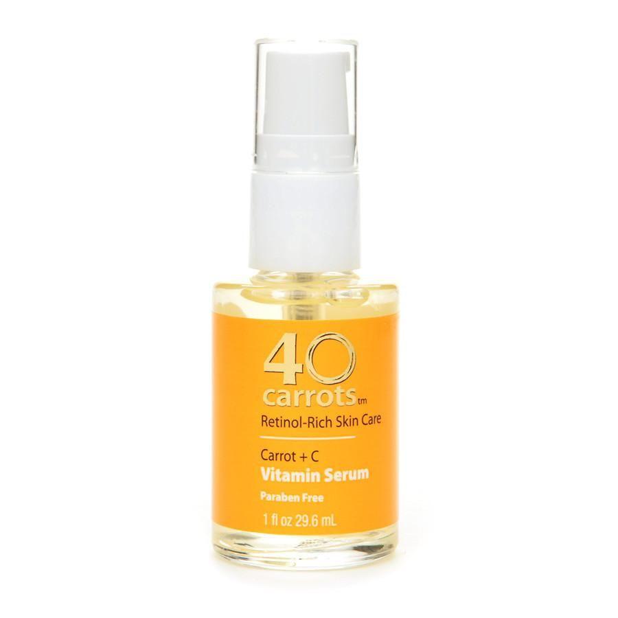 40 Carrots Carrot C Vitamin Serum Anti Aging Skin Products Anti Aging Cream Serum