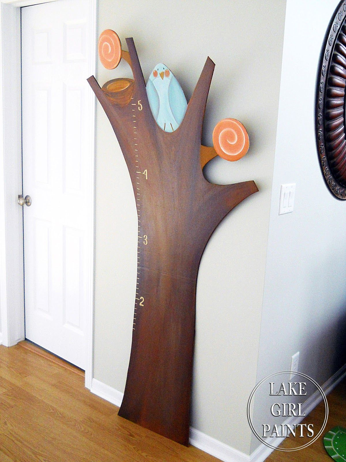 Lake girl paints making tree growth charts for kids playroom lake girl paints making tree growth charts for kids playroom nvjuhfo Gallery