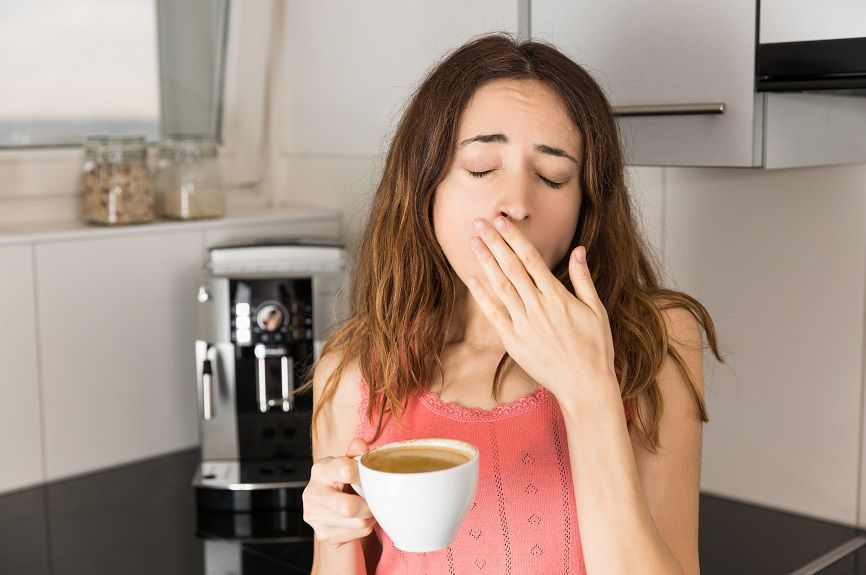 Why even that extra cup of coffee may not be enough